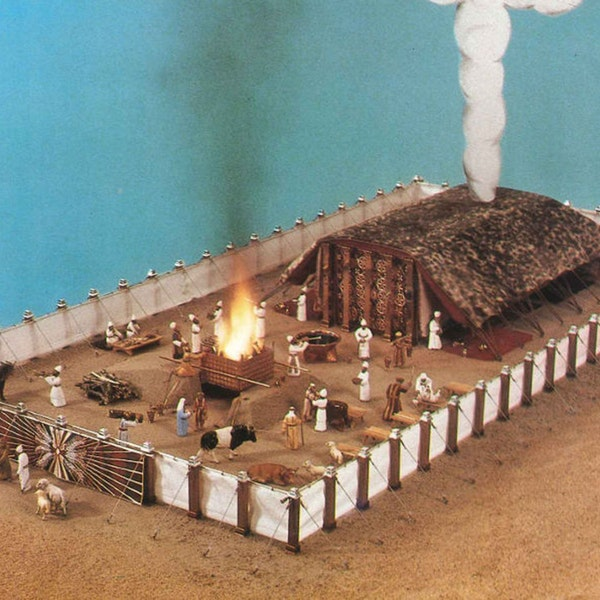 The Tabernacle and the Daily Christian Life Image