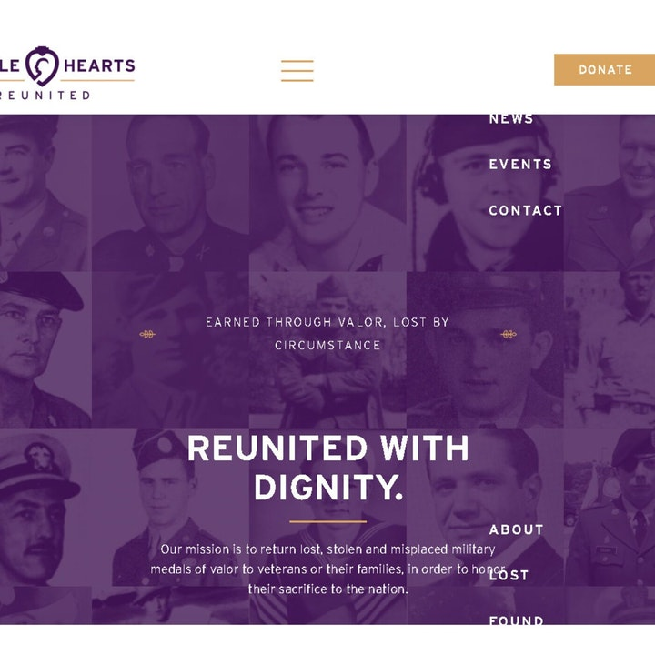 Stories of Sacrifice, Bonus Episode - Major Zachariah Fike, Purple Hearts Reunited
