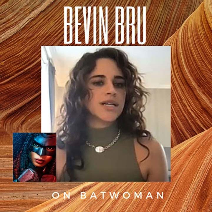 Episode image for Bevin Bru On Batwoman