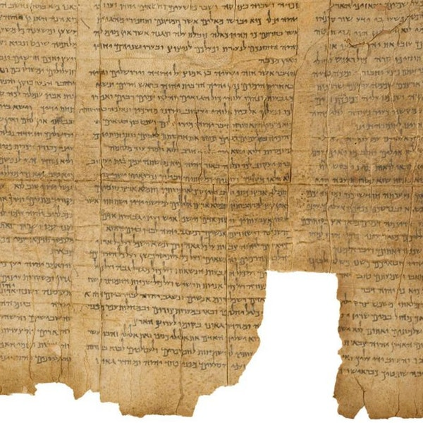 All 16 Dead Sea scroll fragments at DC museum revealed as fake Image
