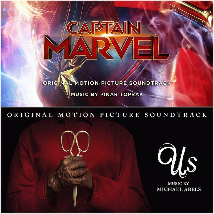 4. Captain Marvel / Us / Top 5 Female Composers