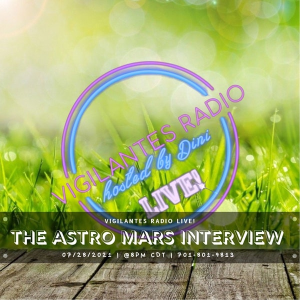 The Astro Mars Interview. Image