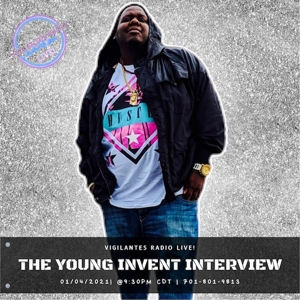 The Young Invent Interview. Image
