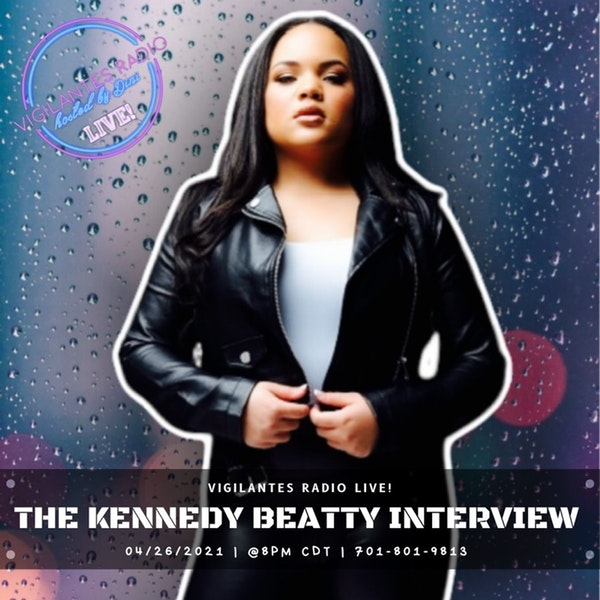 The Kennedy Beatty Interview. Image