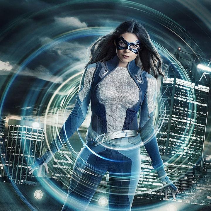 Nicole Maines Of Supergirl