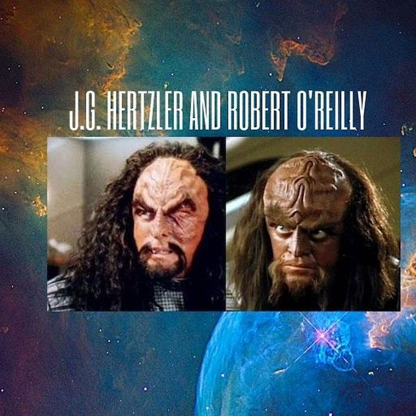 J.G. Hertzler And Robert O'Reilly Image