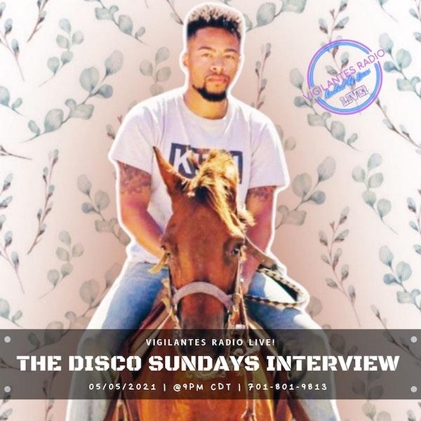 The Disco Sundays Interview. Image