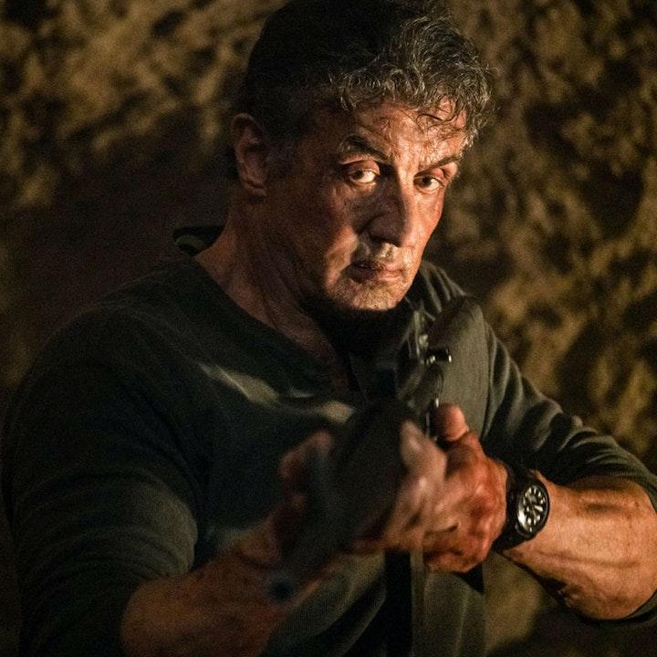1. Geri-Action (Rambo: Last Blood)