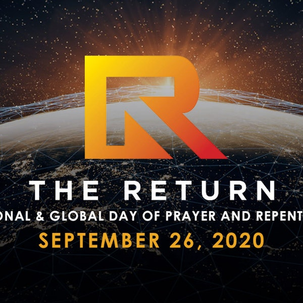 The Return, Jonathan Cahn, and a Prophetic Word Image