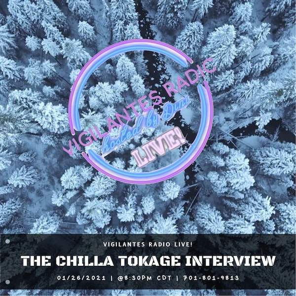 The Chilla Tokage Interview. Image