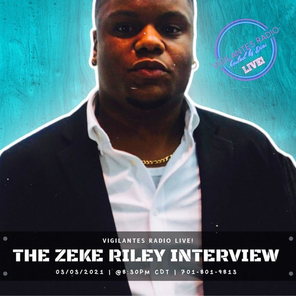 The Zeke Riley Interview. Image