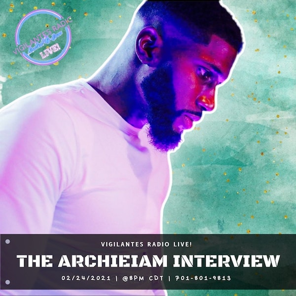 The ArchieIAM Interview. Image