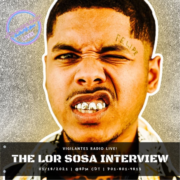 The Lor Sosa Interview. Image