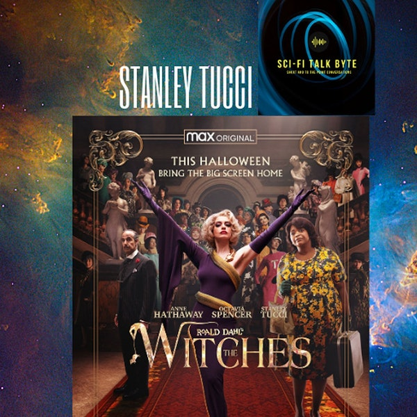 Byte Stanley Tucci On The Witches Image