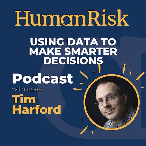 Tim Harford on using data to make smarter decisions