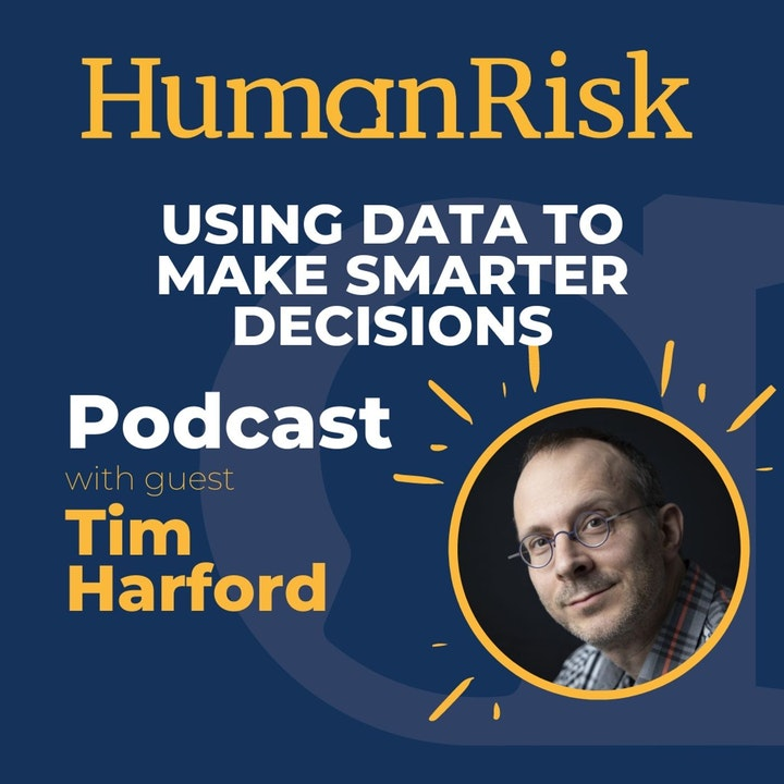 Tim Harford on using data to make smarter decisions