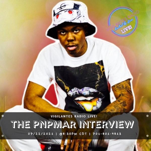The PNPMAR Interview. Image
