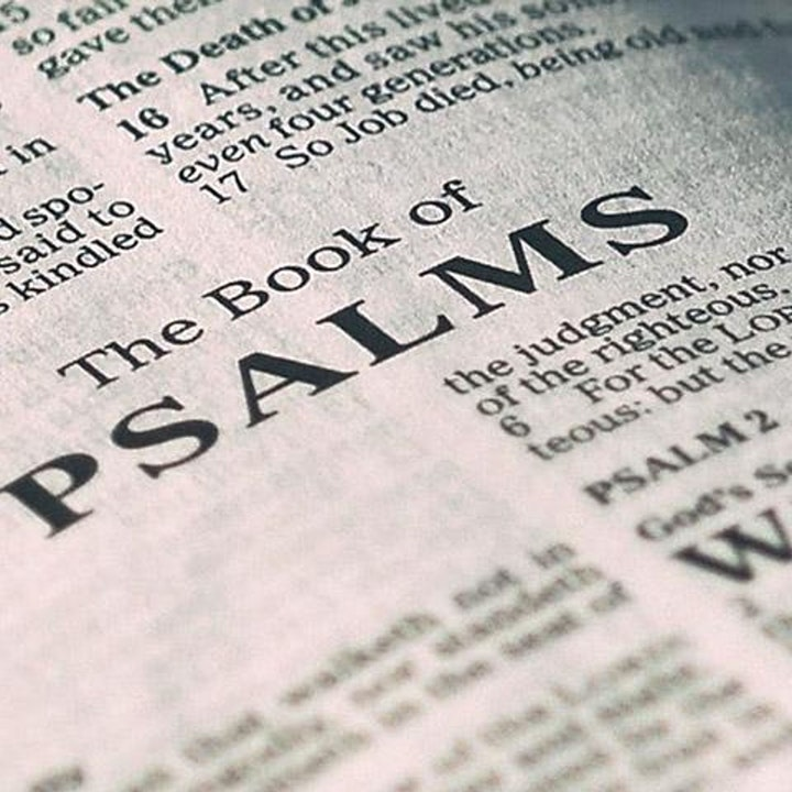 Bible Study Exercise: It Is Good For Me