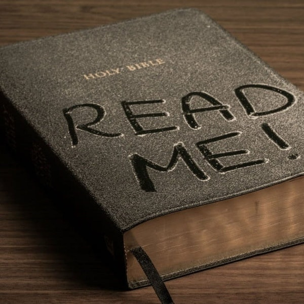 Why People Aren't Reading The Bible Image