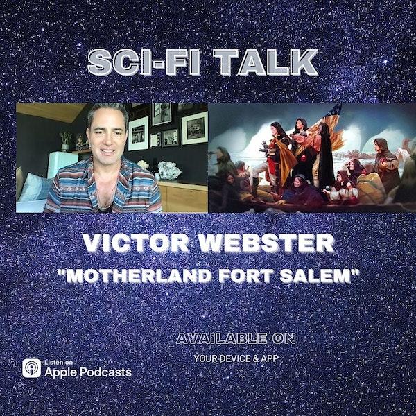Victor Webster Motherland Fort Salem