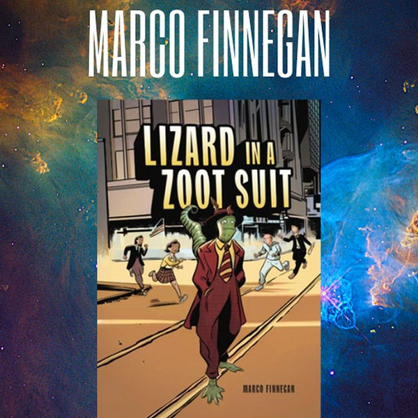 Lizard In A Zoot Suit Image
