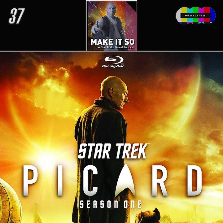 37. Picard Season 1: BluRay Review