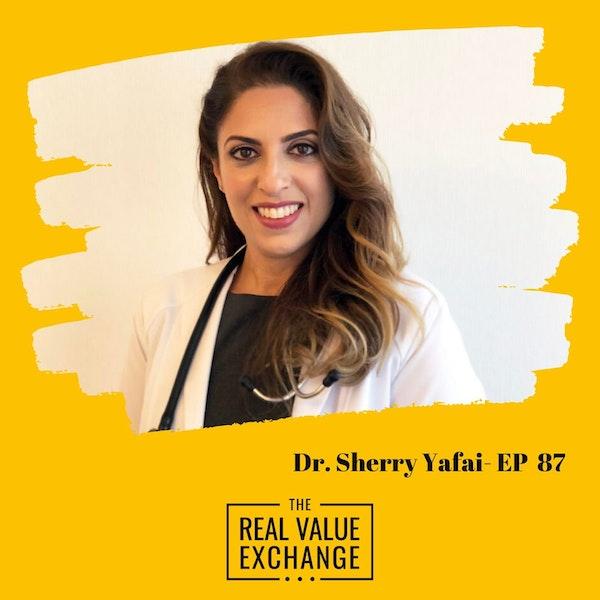 123. Dr. Sherry Yafai | State of Medical Marijuana |  Flashback Image