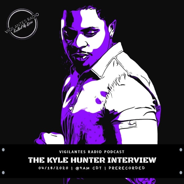 The Kyle Hunter Interview. Image