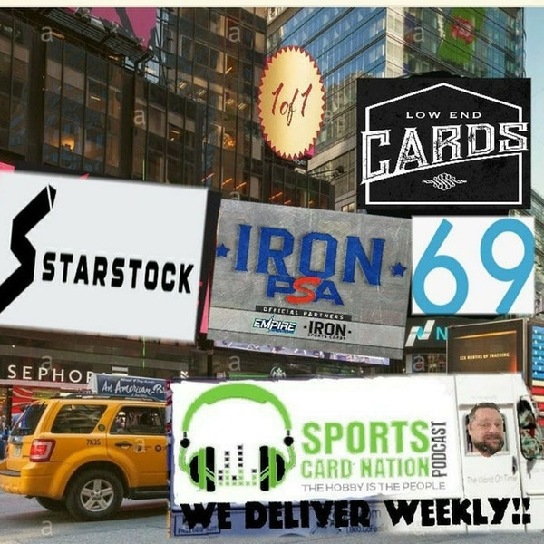 Ep.69 w/Mike-Low End Cards,Grading gap closing, Baseball prospecting taking a hit