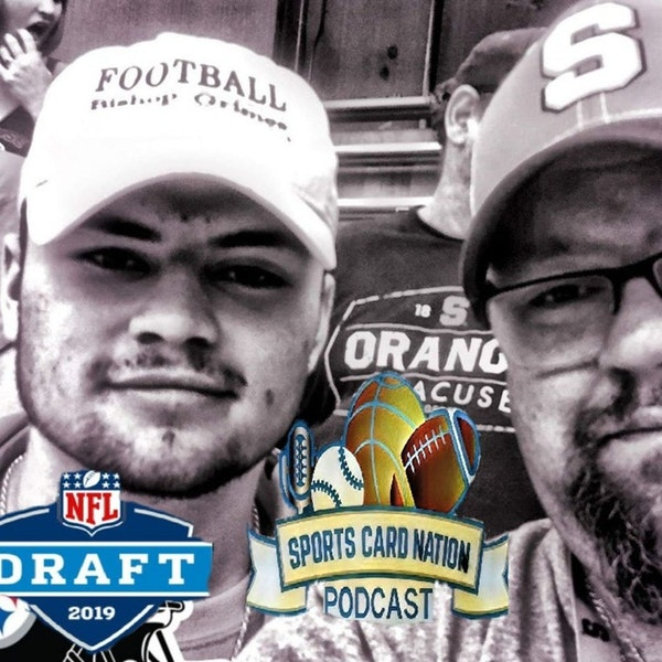 Ep.23 NFL Draft Special w Jordan Newman