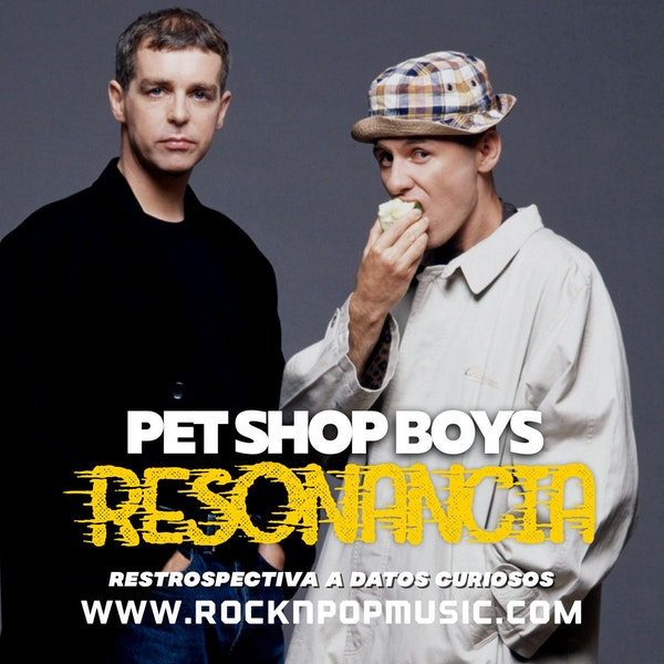 Resonancia #009 Pet Shop Boys Image