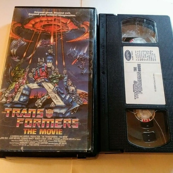 1986 - Transformers The Movie Image
