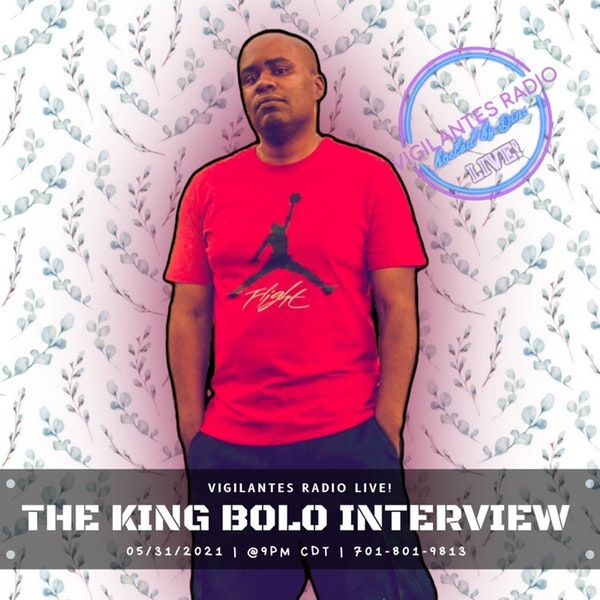 The King Bolo Interview. Image