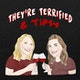 They're Terrified & Tipsy Album Art