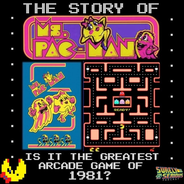 Video Games of 1981 - Level 4: Ms Pac Man Image