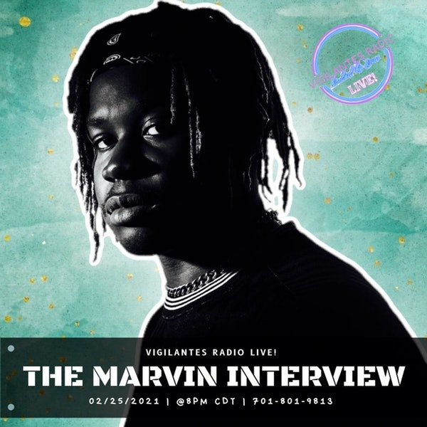 The Marvin Interview. Image