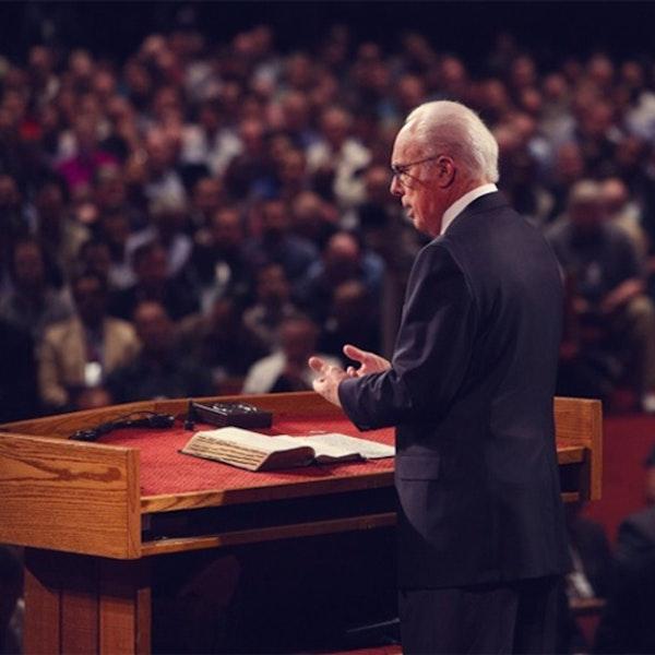 John MacArthur The Prosperous Anti Prosperity Preacher Image