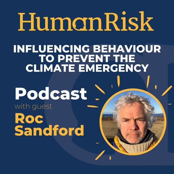 Roc Sandford on The Climate Emergency Image