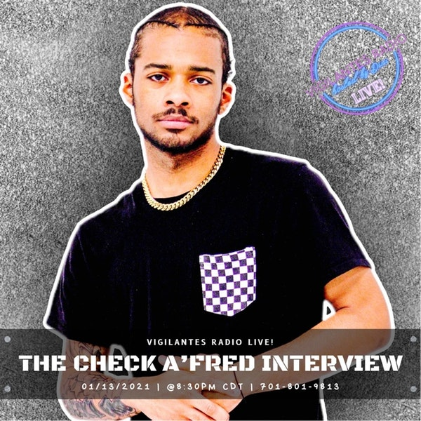 The Check a'Fred Interview. Image