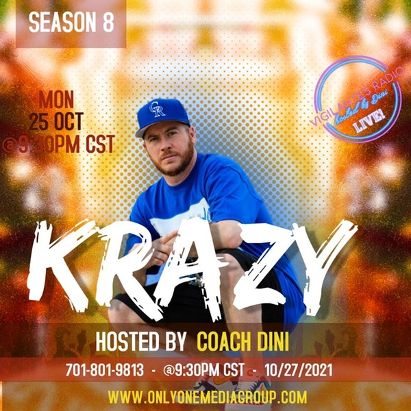 The Krazy Interview. Image