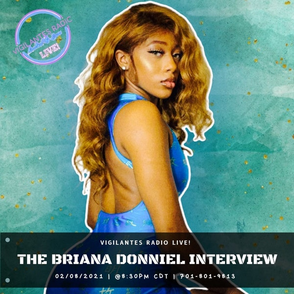 The Briana Donniel Interview. Image