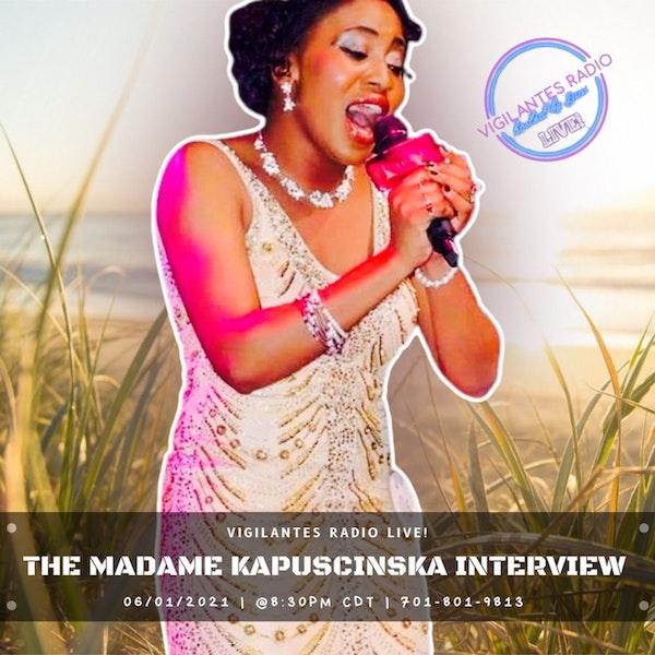The Madame Kapuscinska Interview. Image