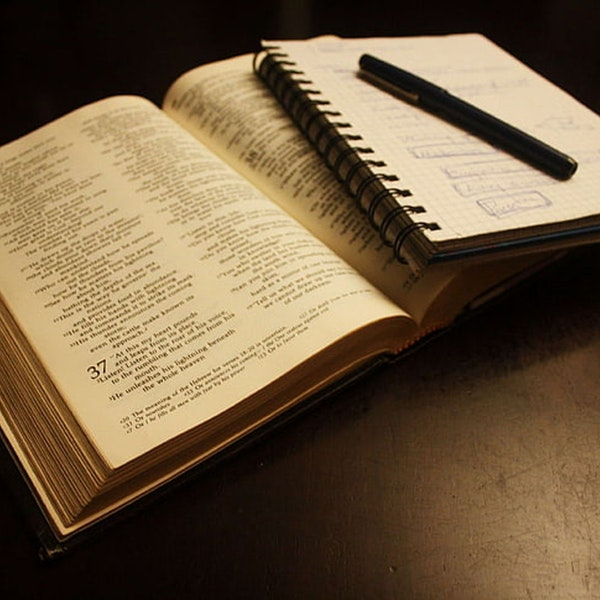 Friday Night Scripture Memory Review Image