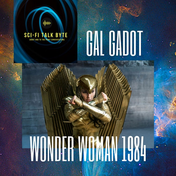 Byte Gal Gadot Wonder Woman 1984 Image
