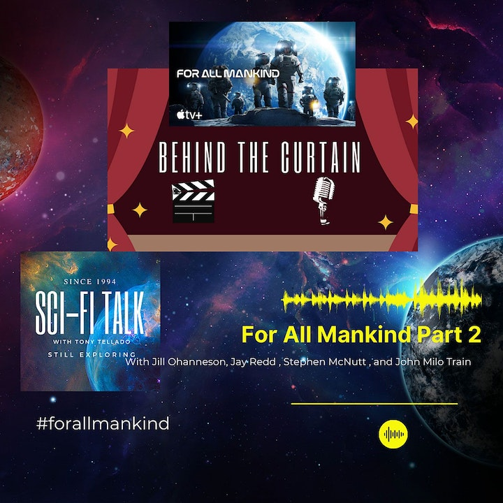 Episode image for Behind The Curtain For All Mankind 2