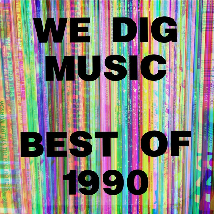 We Dig Music - Series 3 Episode 7 - Best of 1990