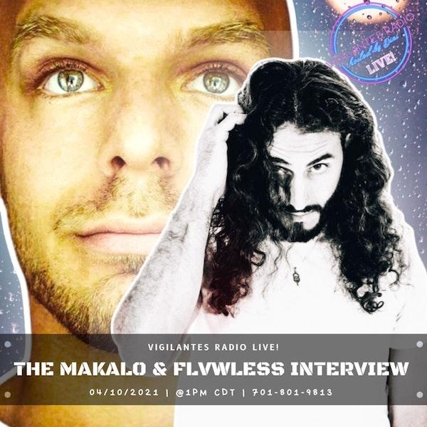 The Makalo & Flvwlessflow Interview. Image