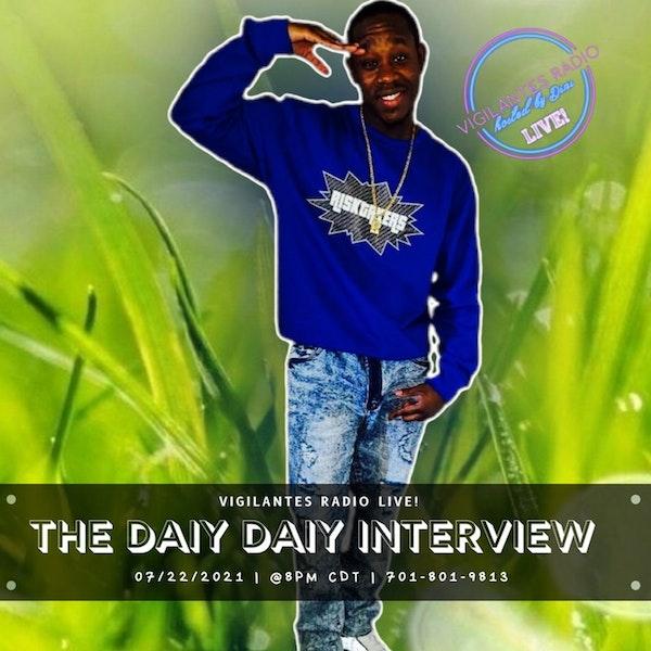 The Daiy Daiy Interview. Image