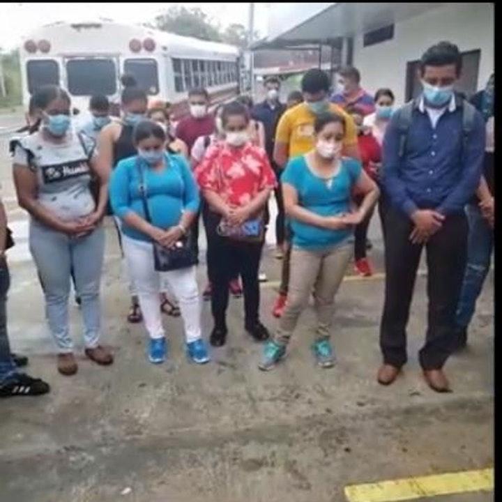 #ENTREVISTA: Nicas en Panamá siguen sin respuesta del régimen a la solicitud de vuelos humanitarios