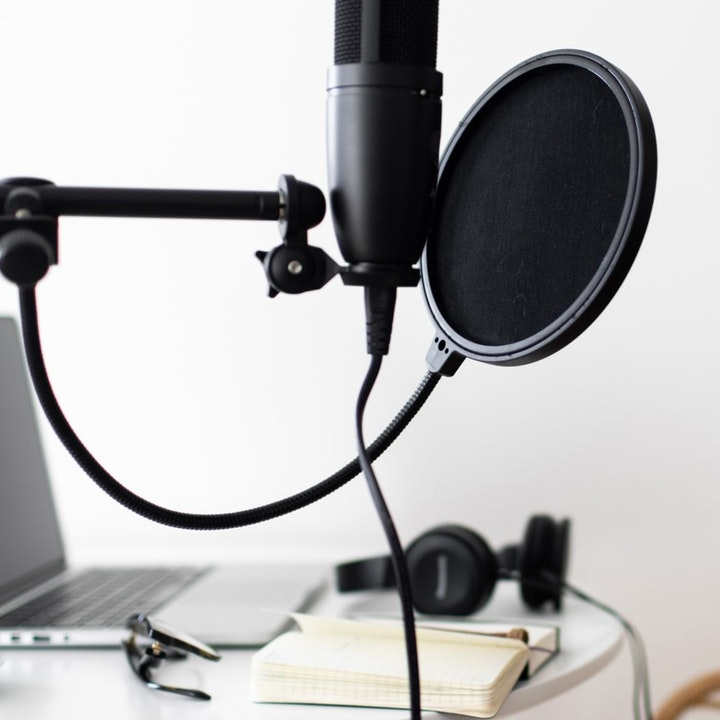 Podcasting Podcast Microphones and Podcast Hosting Sites